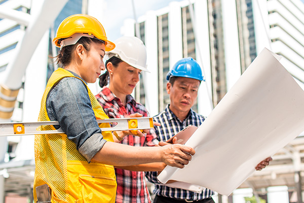 5 ways business analytics helps improve construction projects